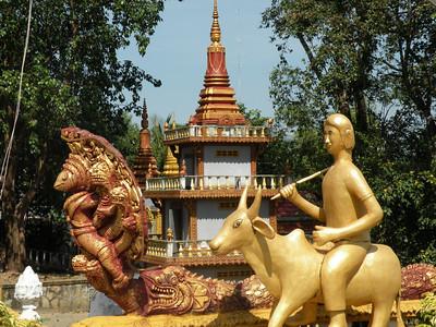 Столица Камбоджи -  Пномпень. Сиануквиль
