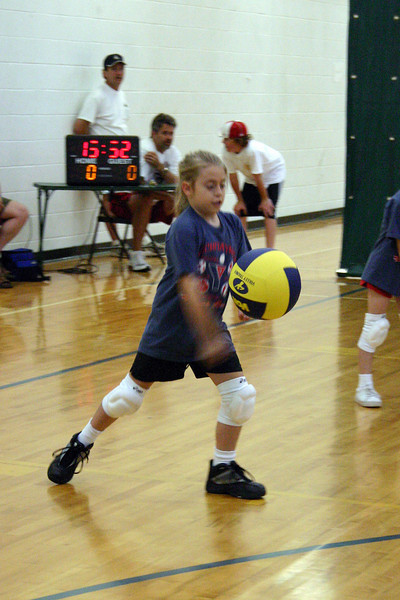20040522 YMCA Volleyball