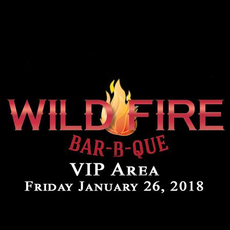 Wildfire BBQ VIP 1/26