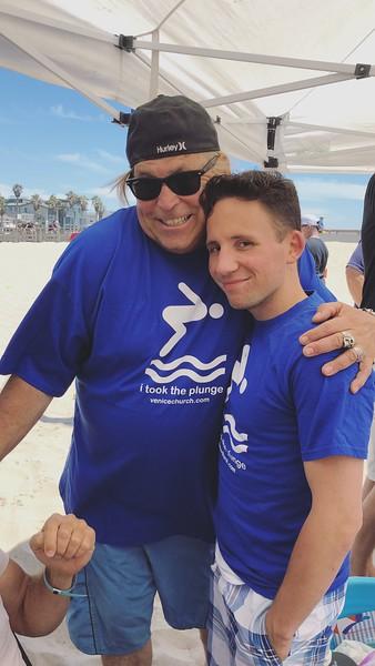 Beach Baptisms 2018