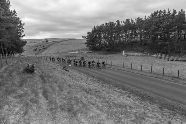 TOUR OF THE RESERVOIR APRIL 13TH STAGE 2
