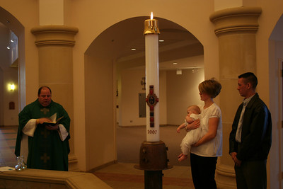Noah's Baptism