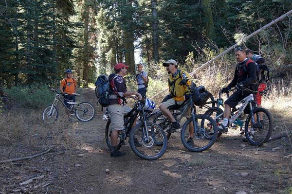 2011-10-30 - Bear Creek Trail