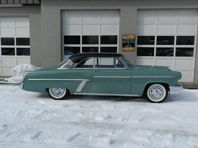 1952 Mercury - Clay Howard