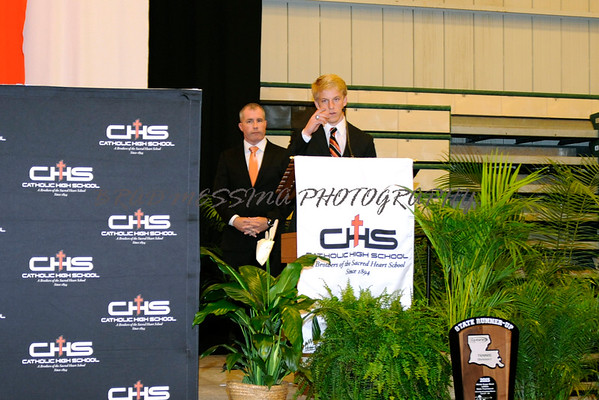 2015 CHS Spring Sports Convocation