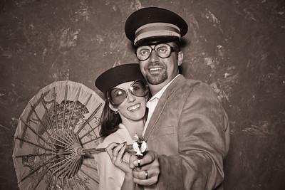 Tracy and John