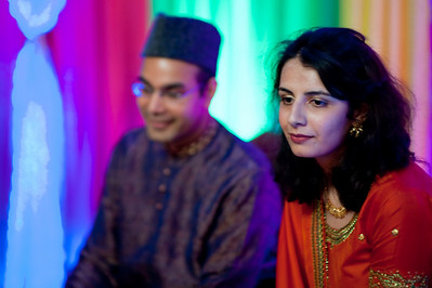 Ummara and Faisal Mehndi