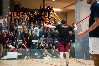 2014 Men's College Squash National Team Championships Highlights