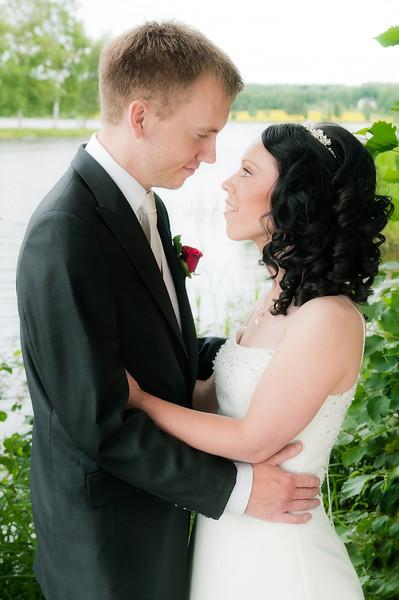 Wedding - Jenny and Anders in Dalarna 2010