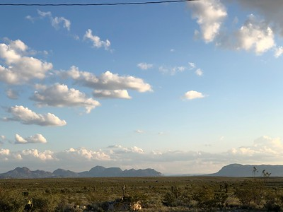 2019 October in the Big Bend
