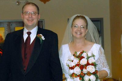 David and Nancy's Wedding