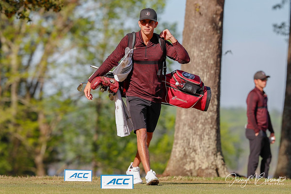 FSU Men's Golf - ACC Champ - 04-18-2019