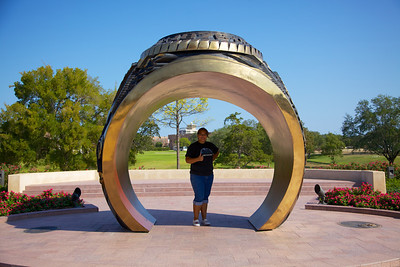 Texas A&M Campus Tourist