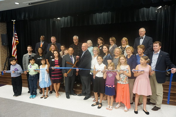 Charlotte Anderson New School Dedication