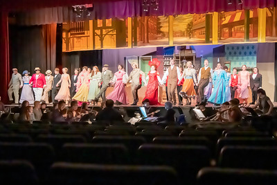Hello Dolly - SVHS Theater