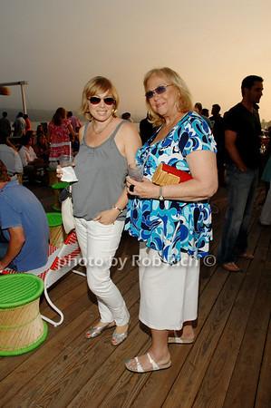 Jennifer Kesseler and Rae Stone