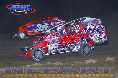 Albany-Saratoga Speedway - 5/7/21 - Mark Brown