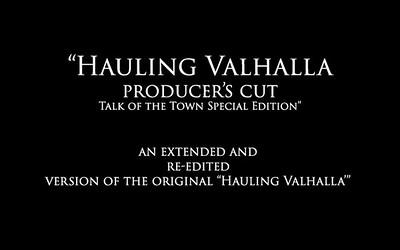 Peter in Valhalla Hauling movie - 20 Oct 2018