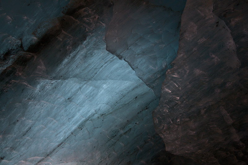 Canwell Glacier Cave