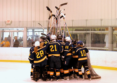 Hockey by Dennis - 3-11-06 Wyandotte Warriors v. Cheboygan McDonalds