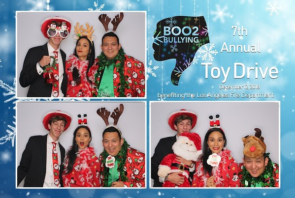 Boo 2 Bulling Toy Drive