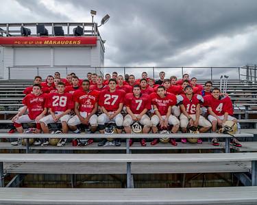 Mt Olive HS Freshman Football Team * Sept.2014