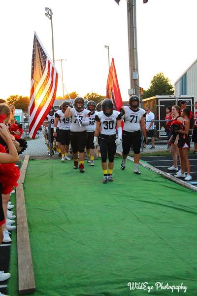 2018 HHS Football - 0914 Game vs Jerseyville