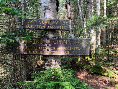 Gorge Brook bushwhack