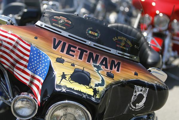 Patriot Guard Fundraiser for the Triad Flight of Honor, Smokin' Harley Davidson, June 26, 2010