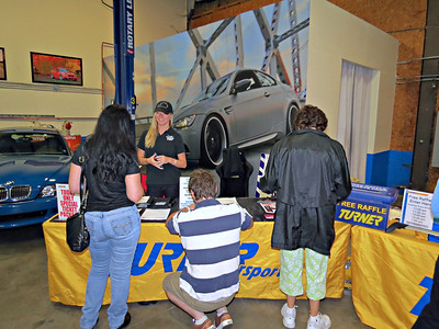 Turner Motorsports Open House 051714