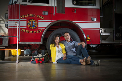 Justine & Susan SF Engagement Session