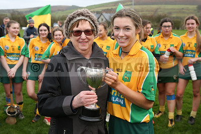 Donard/Glen U16A Wicklow Camogie Championship Final 2018