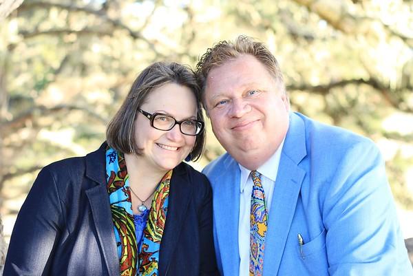 Andrew & Sharon Sandlin