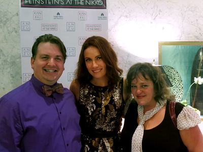 Laura Benanti at Feinsteins