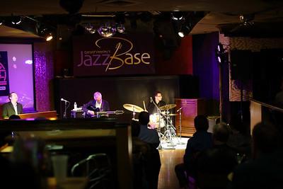 2015 Berks Jazz Festival - Pat Marino trio featuring Pat Bianchi, Carmen Intorre 4-10-2015
