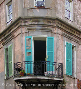 French Quarter Doors and Windows
