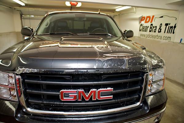 2011 GMC Sierra P/U