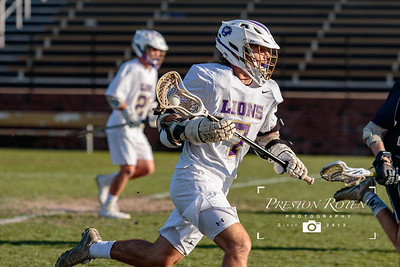 CPA Boy's Lacrosse vs. Independence HS - 2018