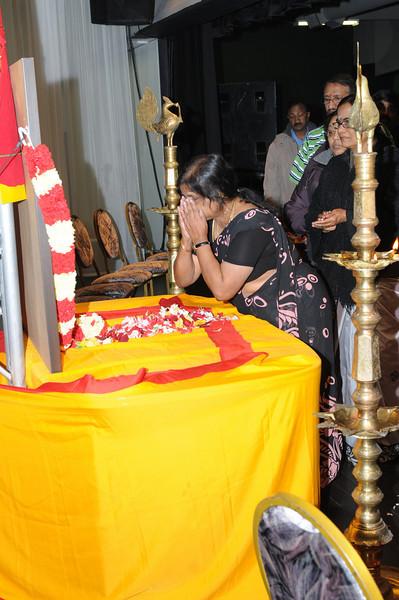 Tamil National Leader's Father - Mr Thiruvenkadam Veluppillai - Memorial Toronto