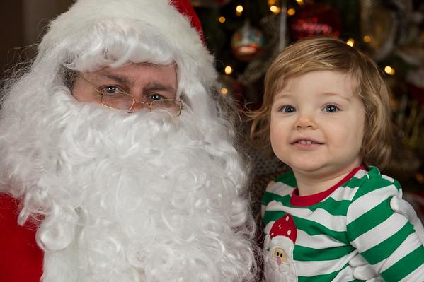 21 Santa Visit