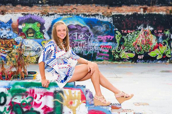 Amanda.  2015 LCHS Senior