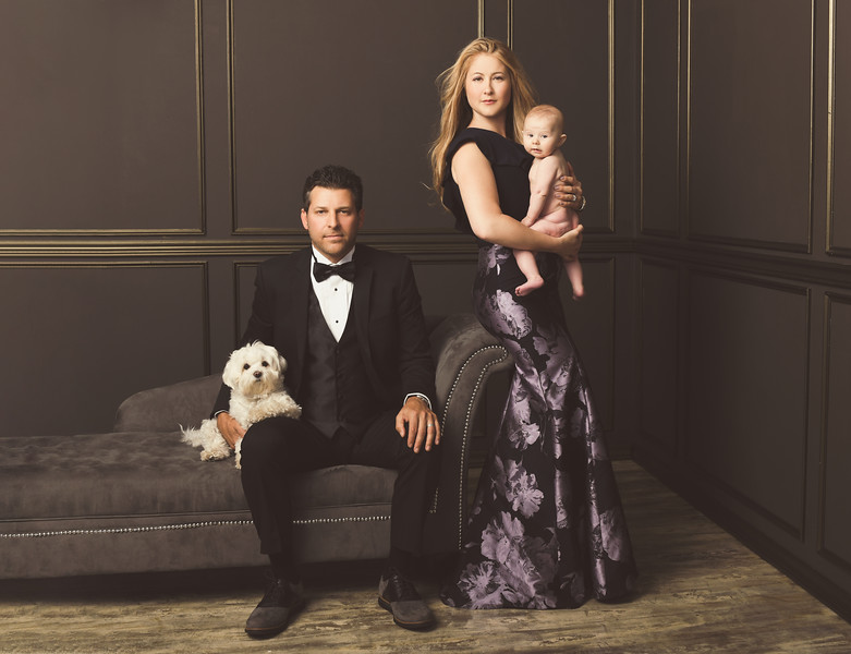 Elegant Family Portraits