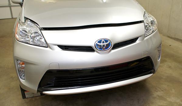 2013 Silver Toyota Prius