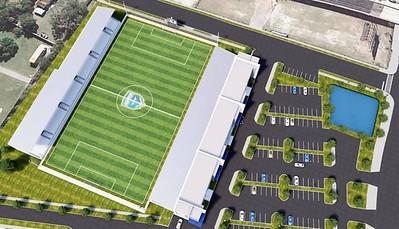 Soccer Stadium Comparison