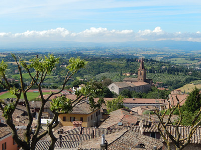 Bicycling the Best of Southern Tuscany Plus! Florence