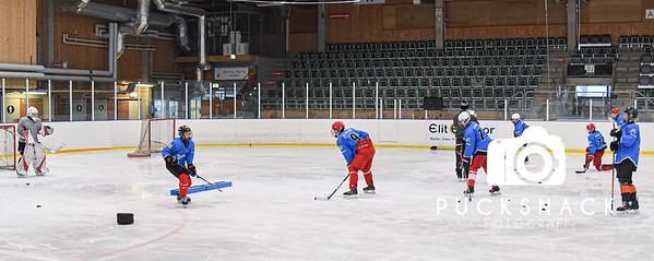 HockeyPT  Mellandagscamp 2019-12-28 Blå Grupp