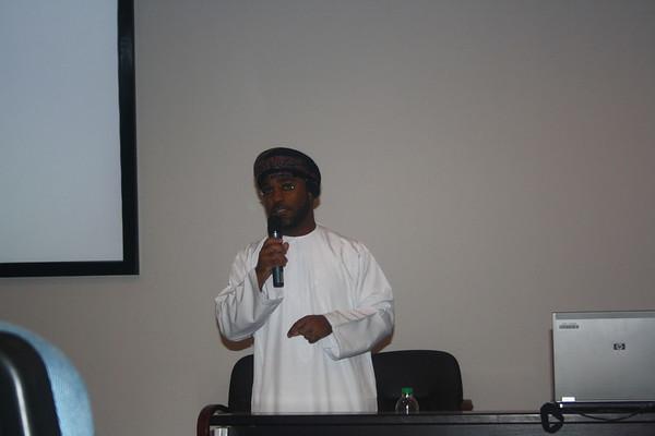 Intilaqa seminar