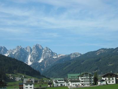 Austrian Alps, Liechtenstein, Oberammergau
