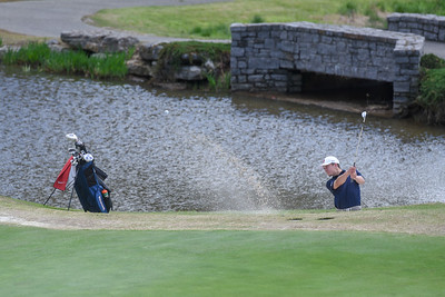 Men's golf team competes in the Ryman Hospitality Intercollegiate at Richland Country Club