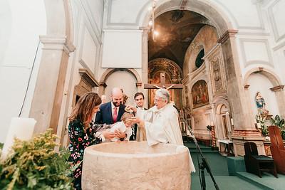 Batizado da Victória